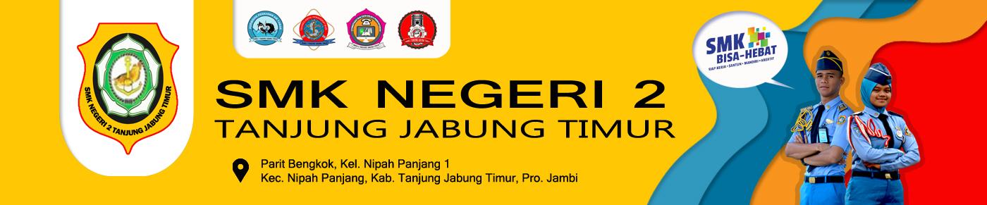 SMK Negeri 2 Tanjung Jabung Timur